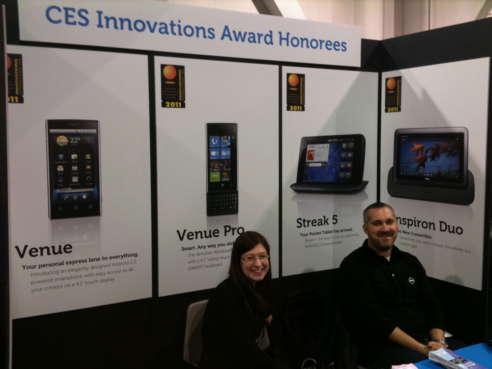 innovation winners at CES 2011